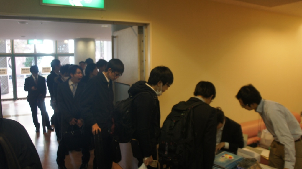 The 9th IEEE Tokyo Young Resea...